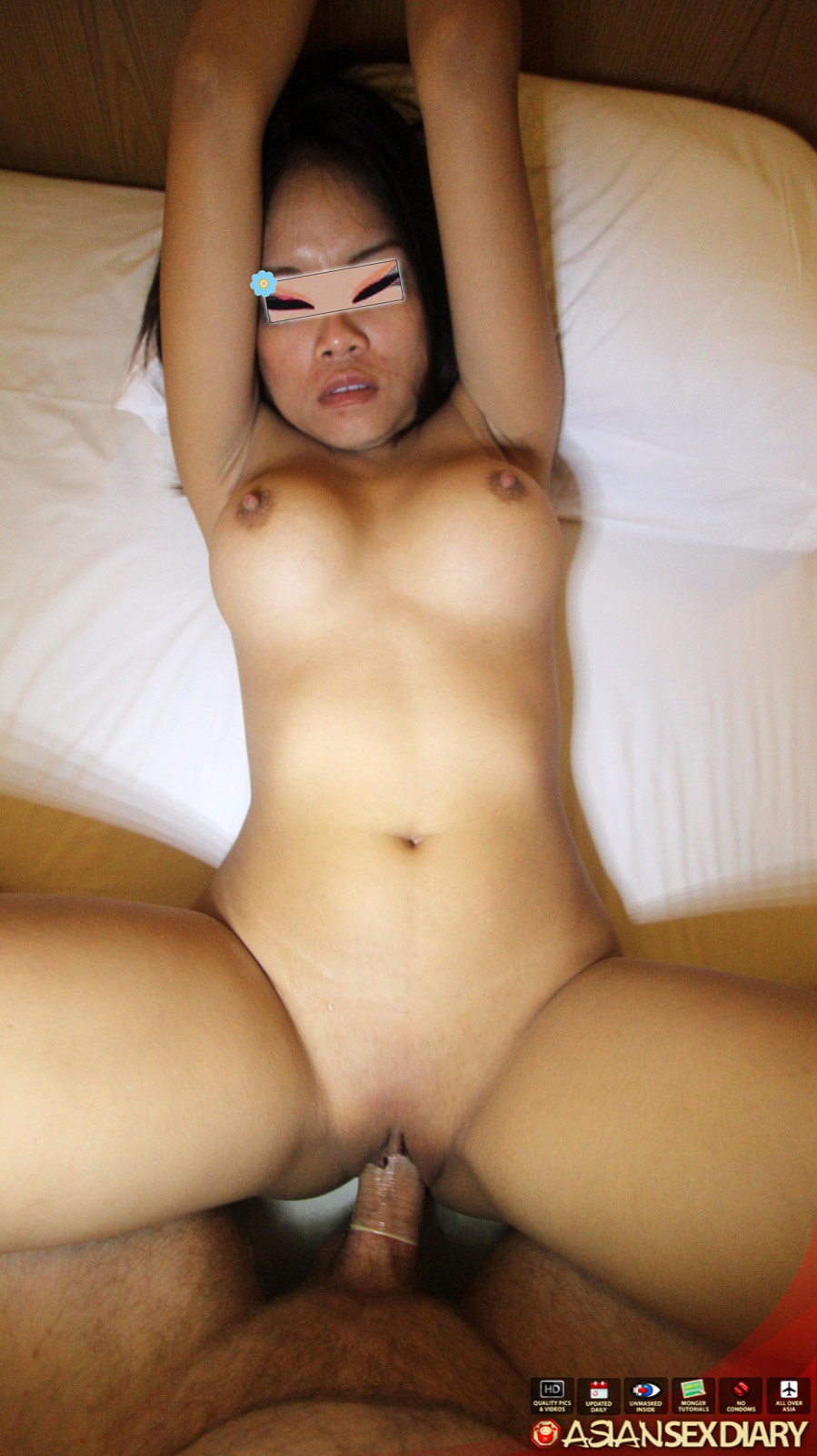 Hotel room fuck by a total stranger 3