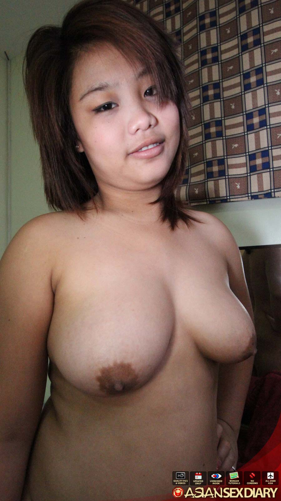 Exact answer Asian sex diary filipina threesome