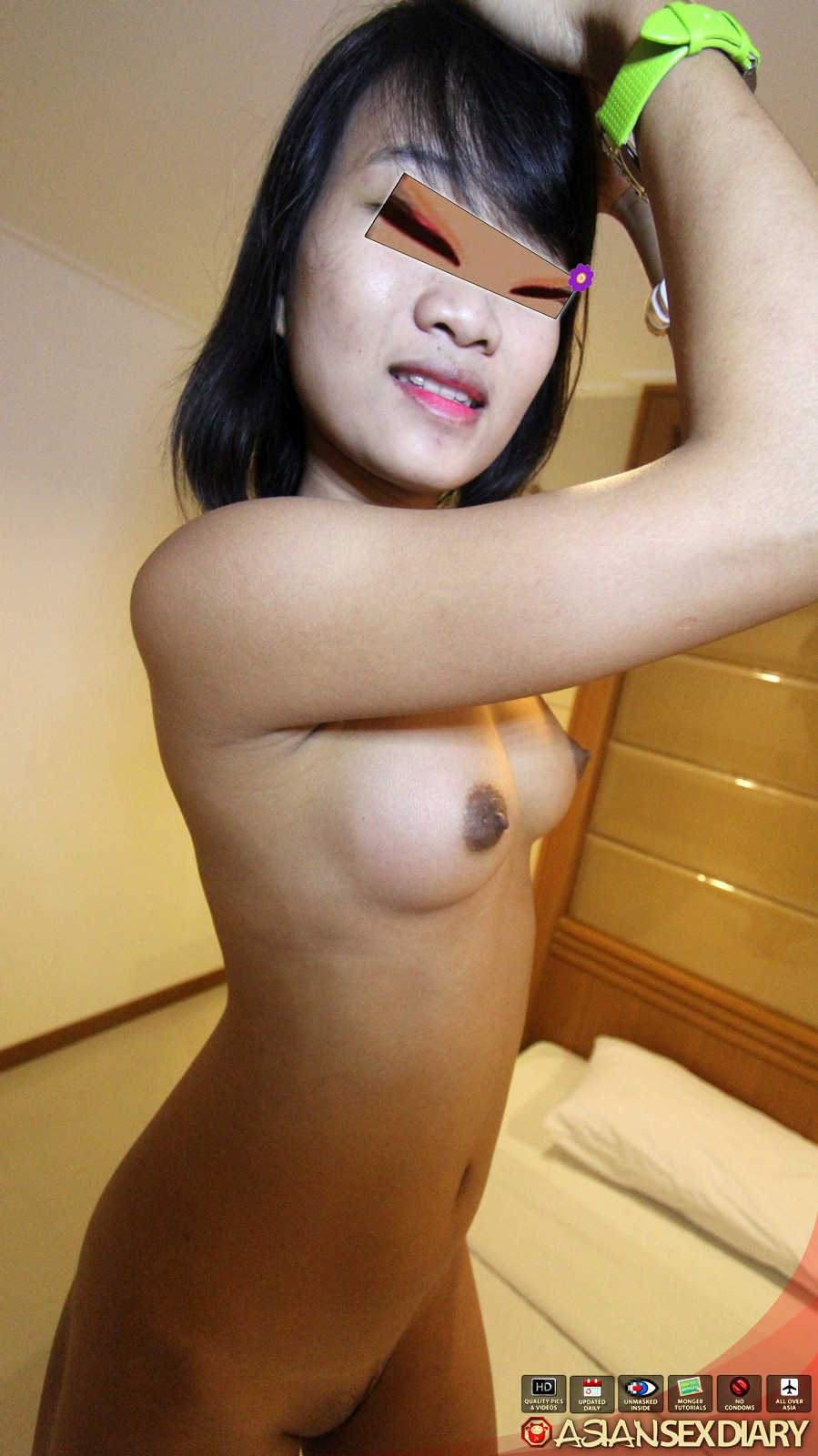 Asian Girl With Penis