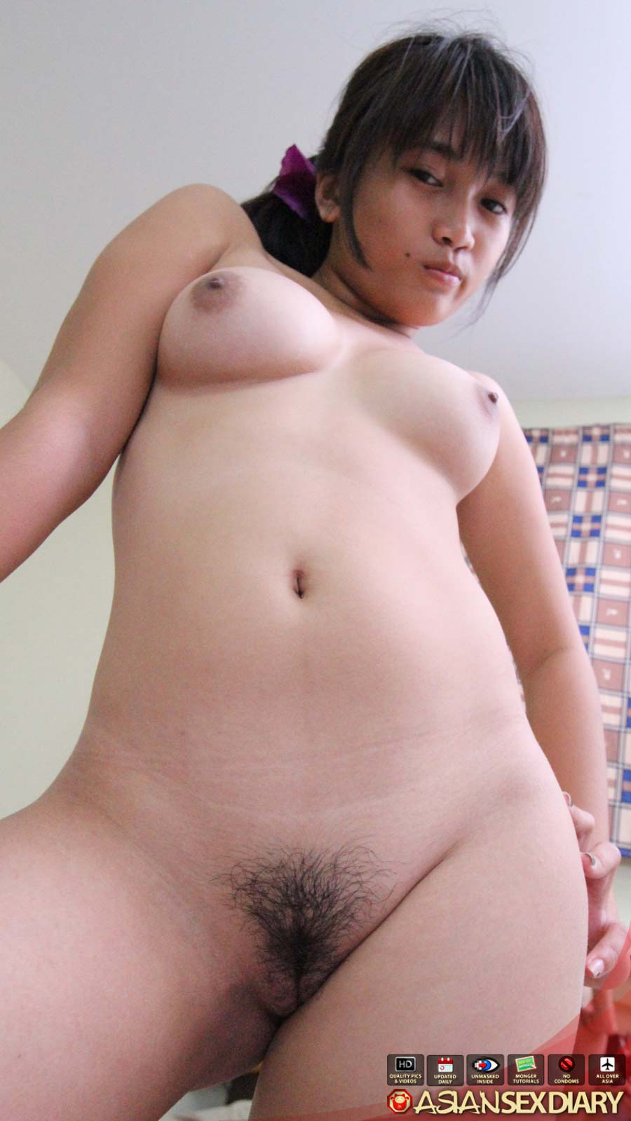 Sexy asian girl with big tits fucked hard 2